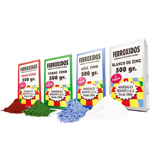 FERROXIDOS