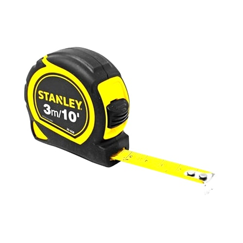 METRO PLASTICO STANLEY 3M
