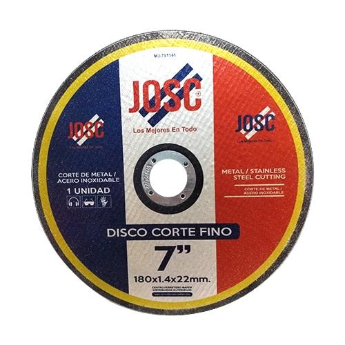 DISCO CORTE FINO JOSC